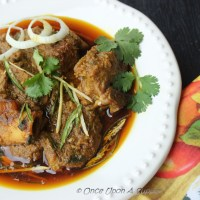 Mutton Korma -- a heritage goat meat curry recipe