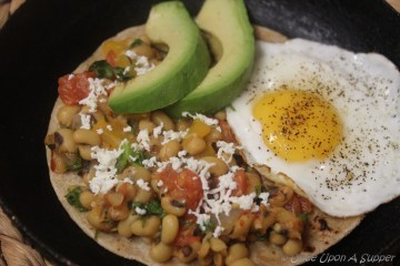 Huevos Rancheros or Rancher's Style Eggs -- Cooking it up like an Indian