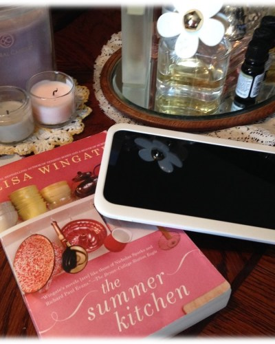 Sampling The Summer Kitchen by Lisa Wingate