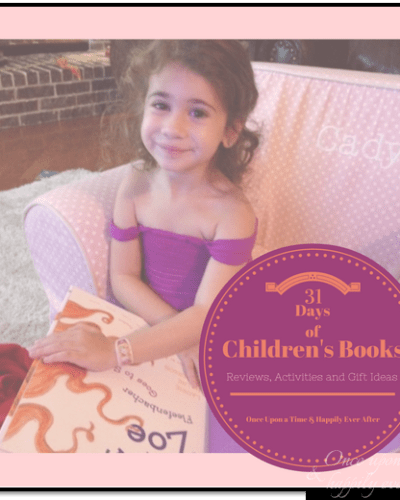 31 Days of Children's Books:  Come Read With Me