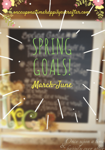 Currently, 4.5.2017 & Spring Goals