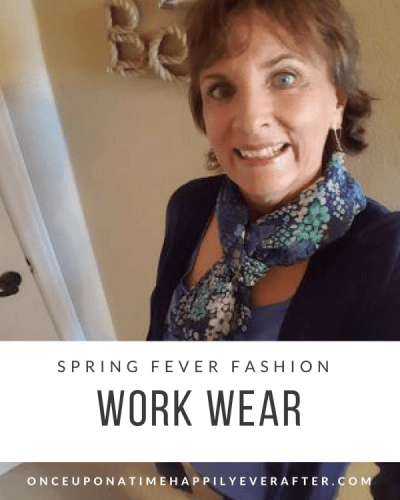My Fashion Haus:  Work Wear & Spring Fever Fashion Link-Up