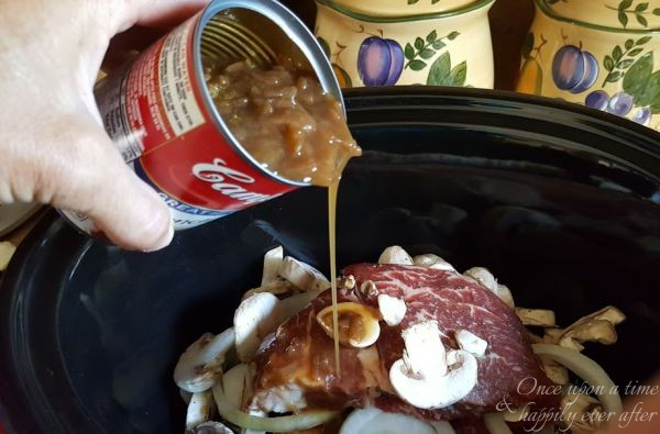 Tasty Tuesday: Crock Pot French Onion Beef