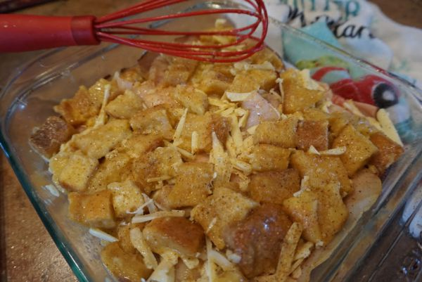 Tasty Tuesday: Monte Cristo Casserole