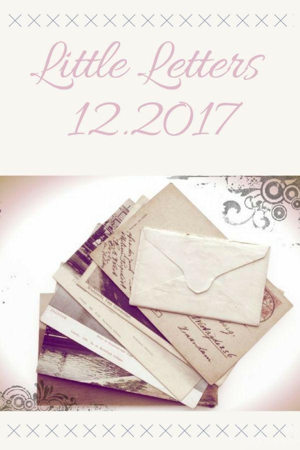 Little Letters, 12.2017