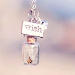 DIM, Did It Myself: New Year's Wish Bottles