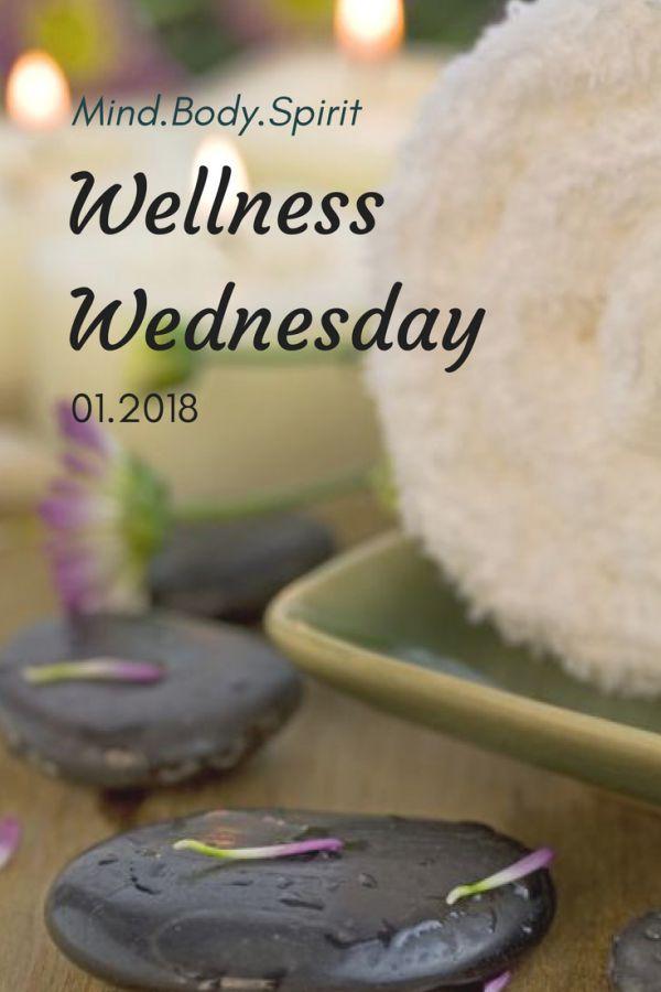 Wellness Wednesday, 01.2018: A Year's Worth of Wellness Goals