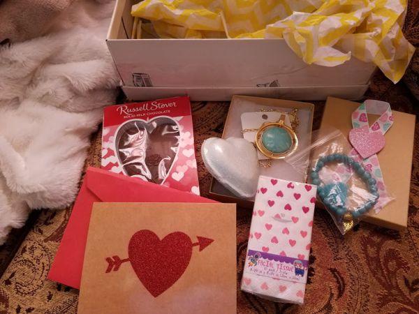 TBB Spread the Love: Gift Exchange Reveal