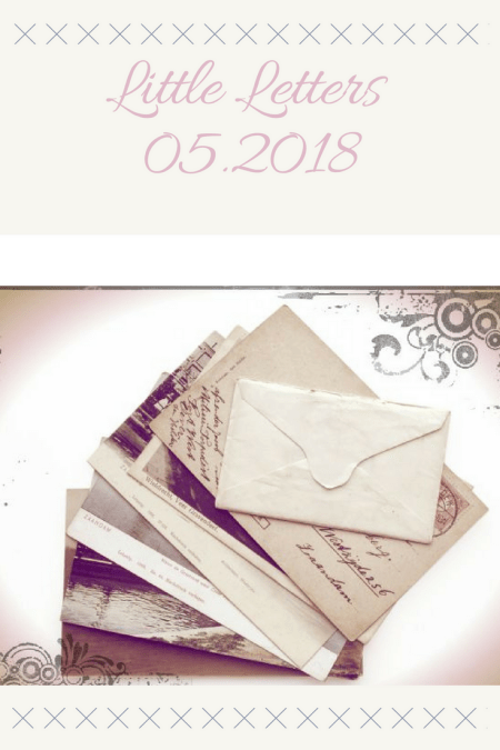 Little Letters, 05.2018