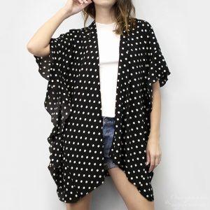 Polka dots Kimono