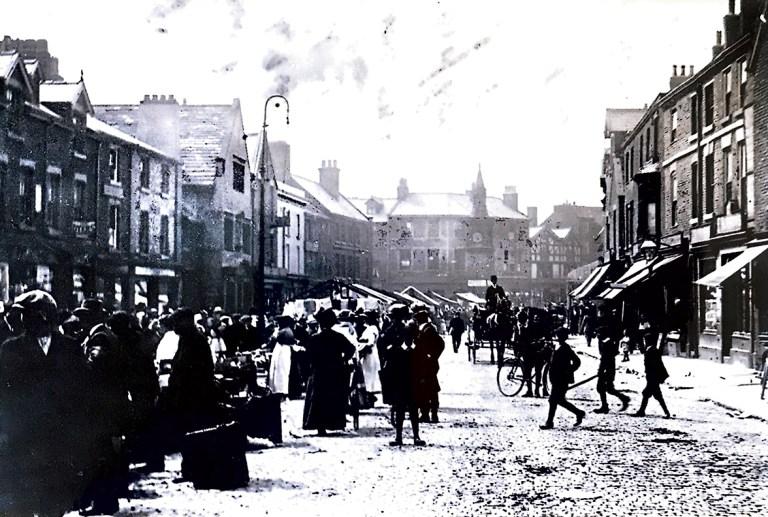 Moor Street & Market 1