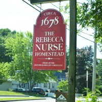 Rebecca Nurse Homestead- Massachusetts (Salem Witch Trials Site)