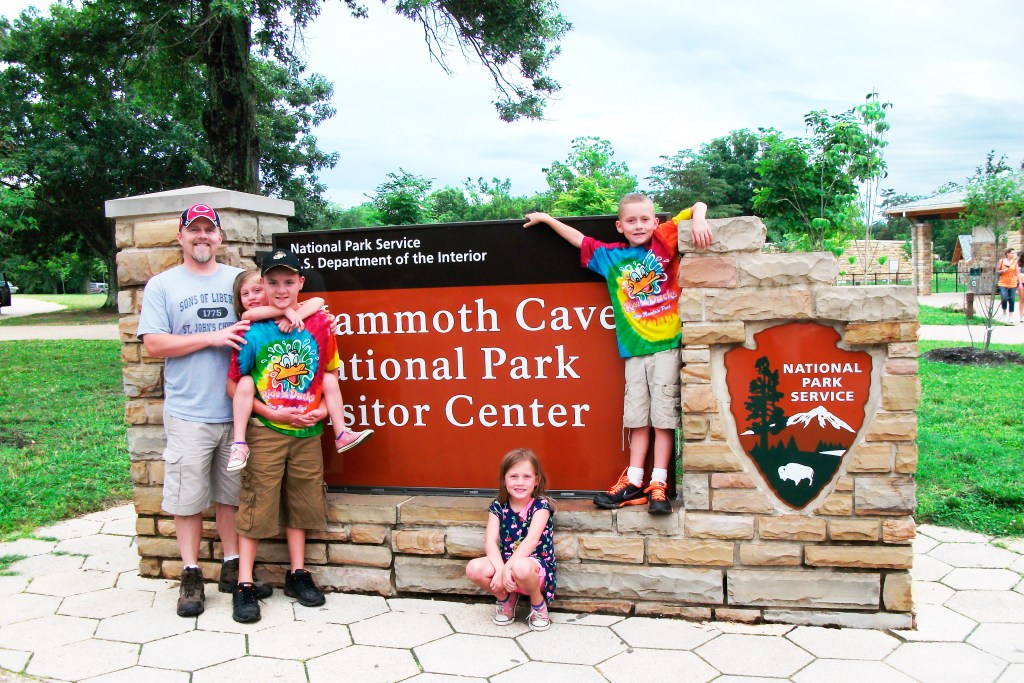 Mammoth Cave NPS family