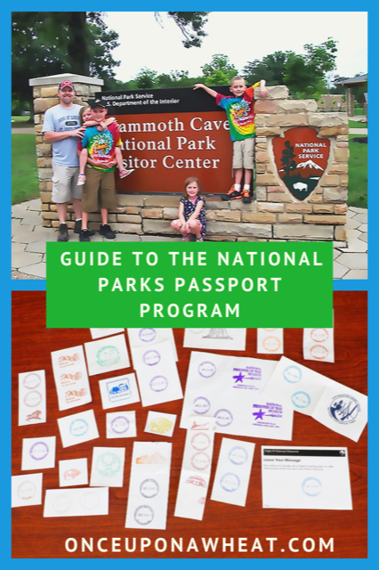 Passport To Your National Parks® Program Guide
