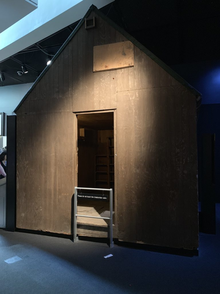 Unabomber cabin