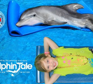 Winter the dolphin & Wheat twin