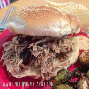 Insant Pot Pulled Pork