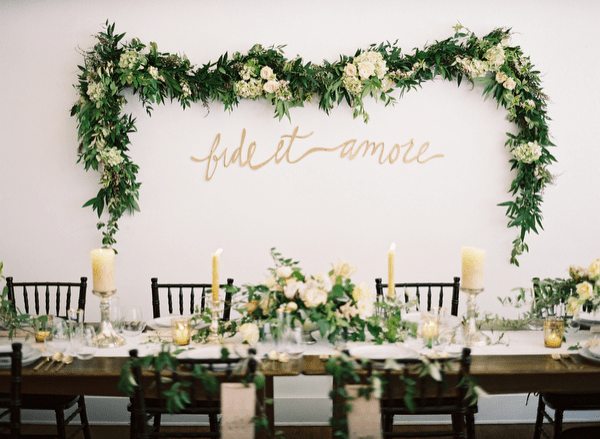 Elegant Spring Wedding Ideas