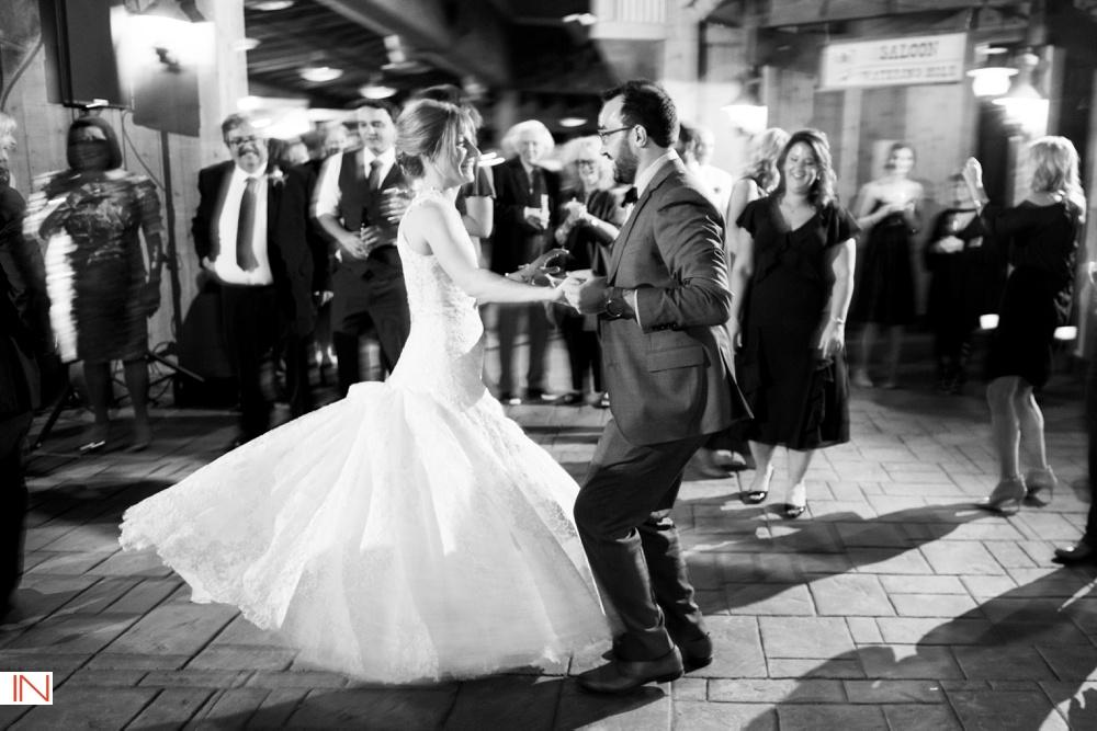 ten mile station wedding