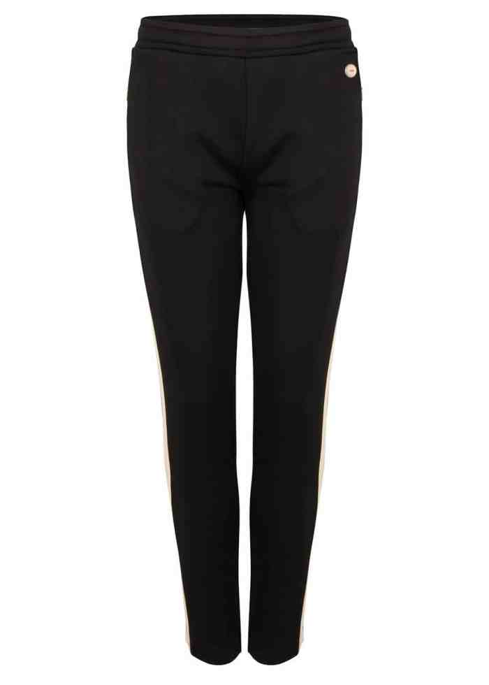 POBE TRACK PANTS JOGGINGSBROEK BLACK