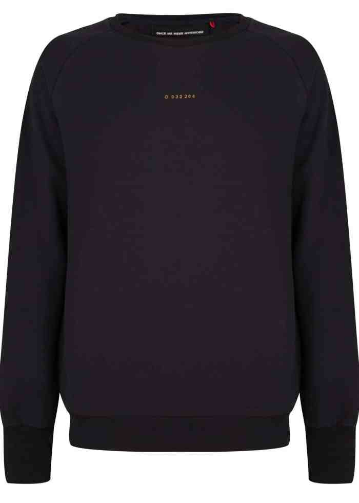 DANO SWEAT CREWNECK NAVY ONCE WE WERE WARRIORS