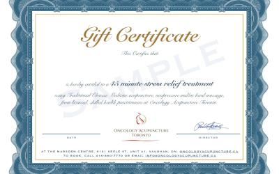 Give the gift of relaxation!