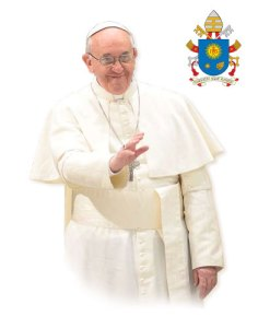 Pope Francis the 266th pontiff