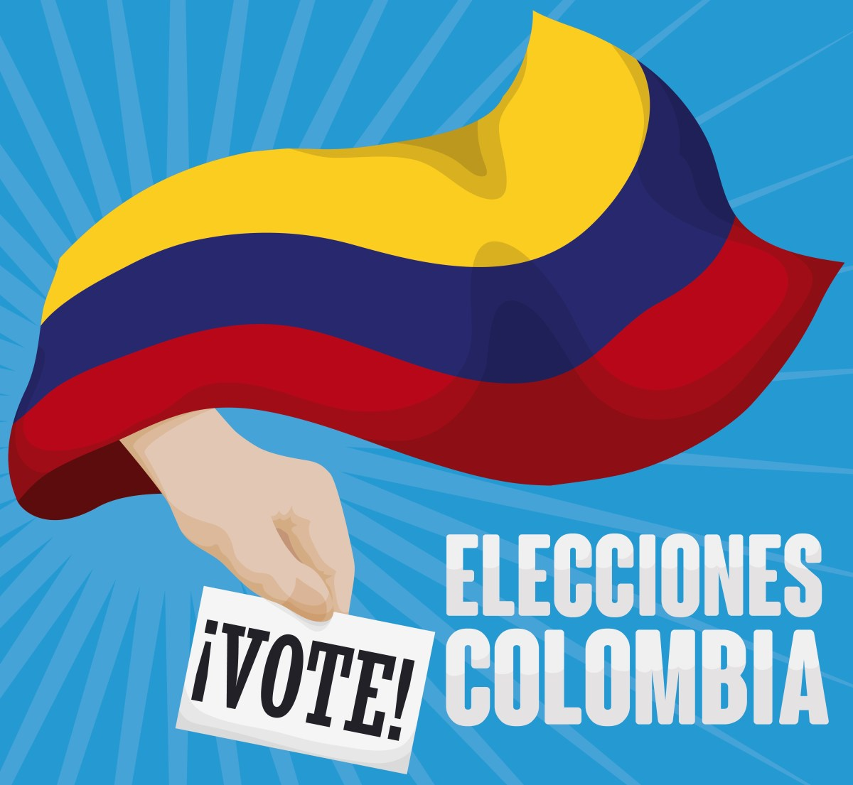 The 2018 Colombian Presidential Election