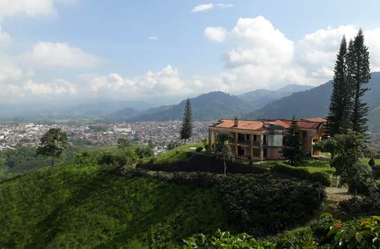 Minga Retreat Center in Chinchiná
