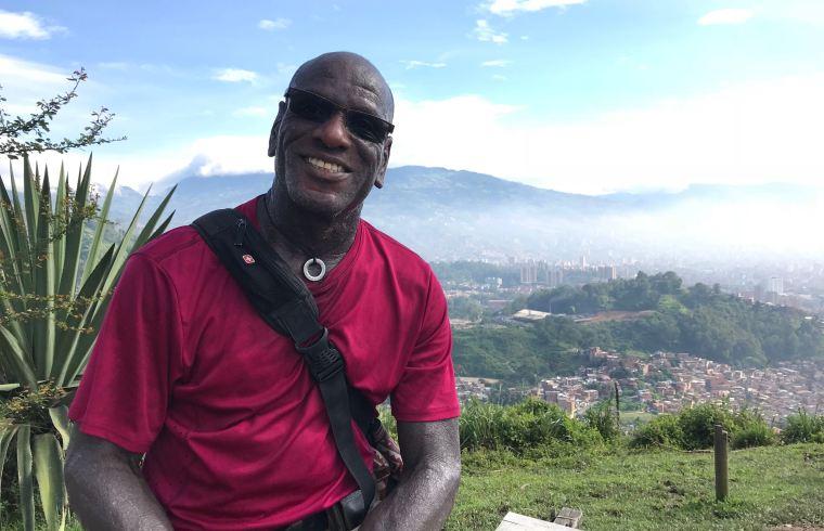 Un negro en Medellin