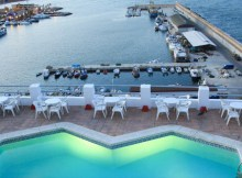 Stunning Views Over Mazarron from Cafe El Faro