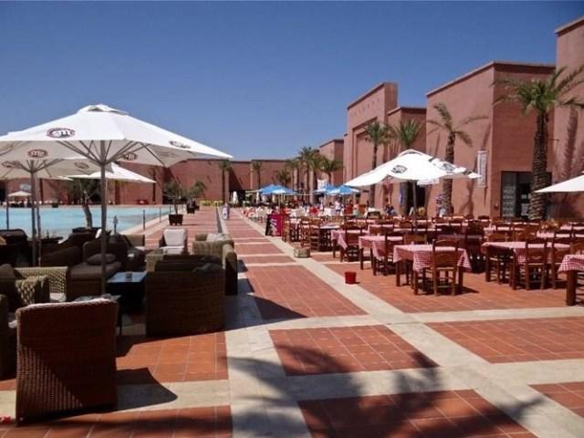 Vibrant Town Center at Al Kasar, Condado de Alhama