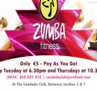 Zumba Fitness at The Condado Club