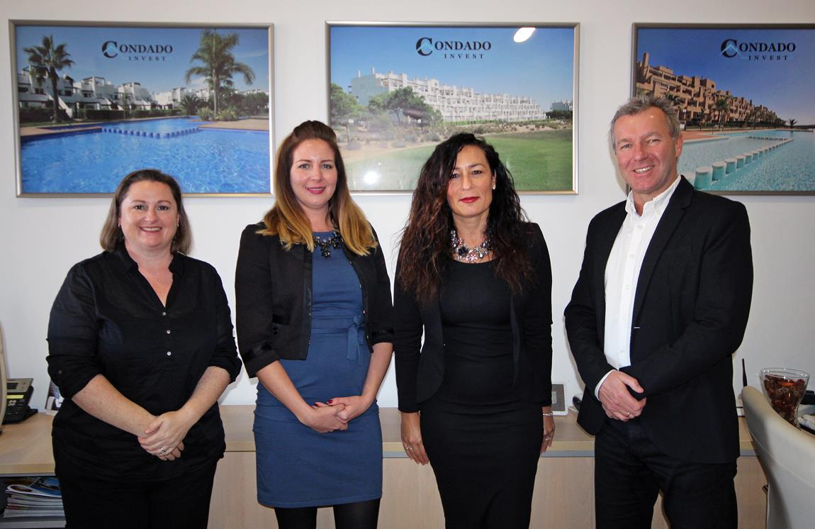 Meet The New Team at Condado Invest