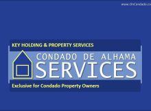 Condado de Alhama Services