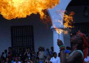 Festival de Caribe en Santiago de Cuba