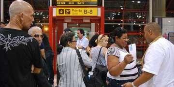 Ecuador has become the springboard for Cubans to go to the USA / Photo: Raquel Perez.