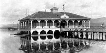 Nautical Club, Santiago de Cuba, 1915