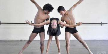 For Ruiz, dance and art are excellent ways for the Cuban and the American people to communicate