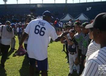 MLB's goodwill tour of Cuba / Photo: Roberto Ruiz