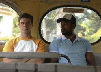 Armando Miguel and Yotuel Romero in The Companion