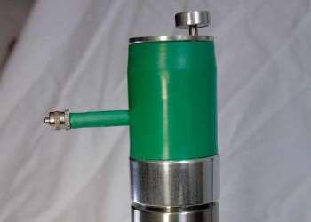CRIOEVA equipment, created by Engineer Elio Villarreal Acevedo. Photo courtesy of the author.