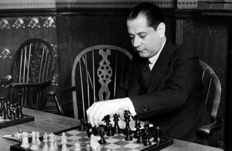 José Raúl Capablanca passed away 75 years ago.