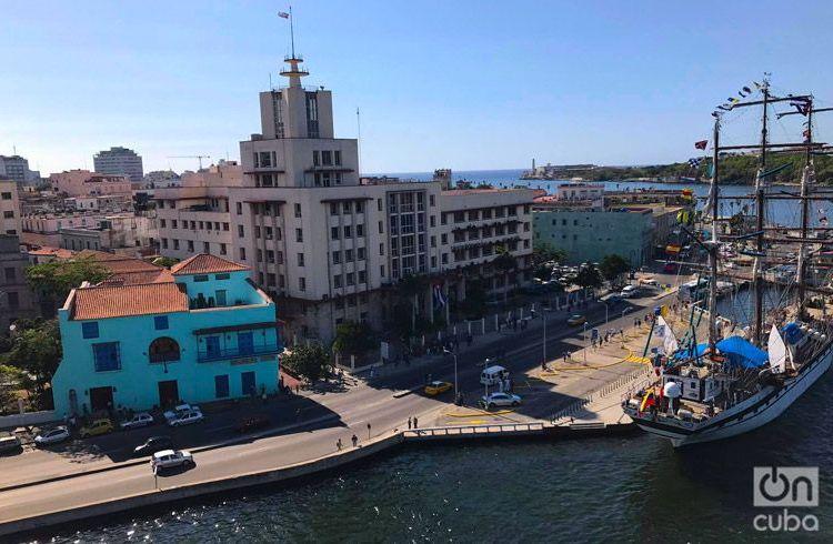 Havana view from Norwegian Sky