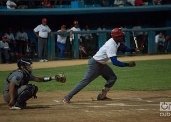 Cuba-U.S. baseball meet in Havana's Latin American Stadium. Photo: Otmaro Rodríguez.