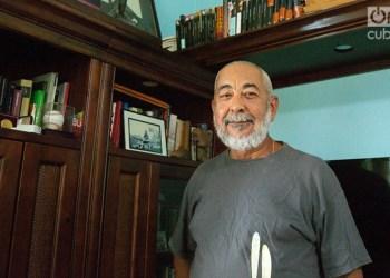 Leonardo Padura. Photo: Otmaro Rodríguez.