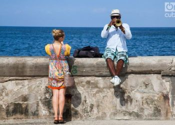 Tourism in Cuba. Photo: Claudio Pelaez Sordo.