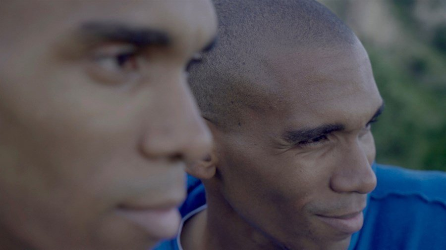 """The Cuban twins Rubert and Rubildo Donatién, protagonists of the documentary """"The World or Nothing"""" by Canadian Ingrid Veninger. Photo: boxoffice.hotdocs.ca"""