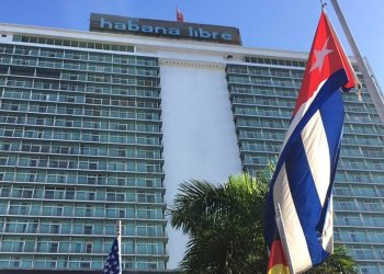 Habana Libre Hotel. Photo: Nicolás Villar / Infobae