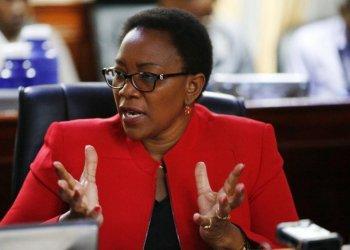 Kenyan Minister of Health Sicily Kariuki. Photo: pulselive.co.ke